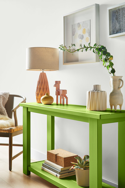 Revamp With Greenery