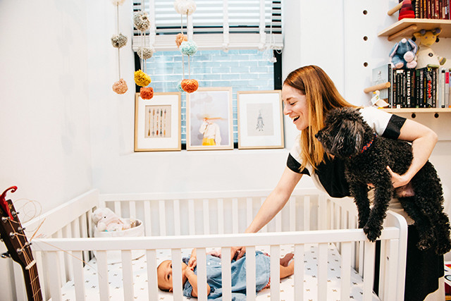 How To Convert Your Office Into A Nursery