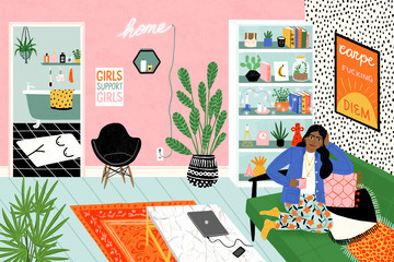 The Millennial's Guide To Home Decor
