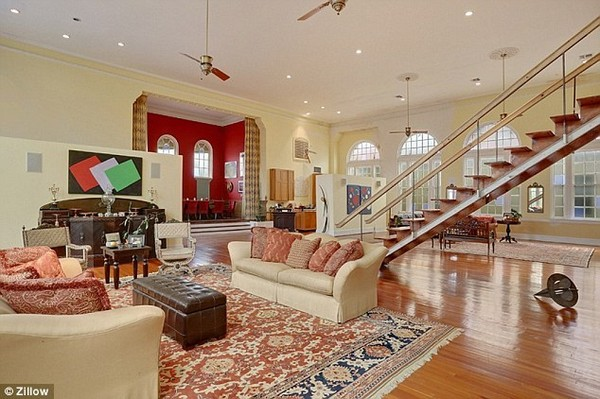 Beyonce and Jay Z's New Home