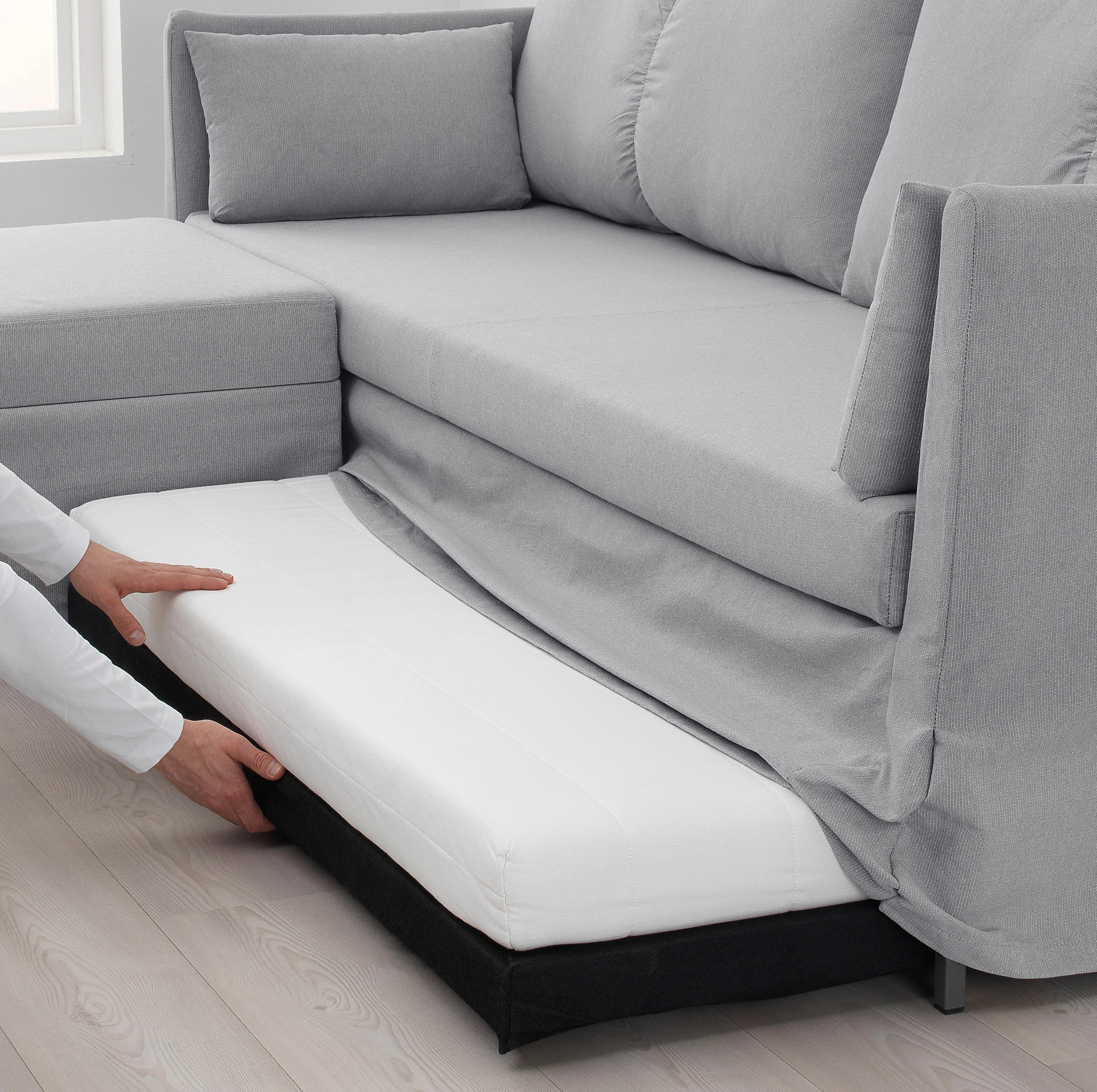 The 8 Most Comfortable Sleeper Sofas According To Reviewers