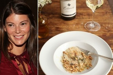 Gail Simmons's Pumpkin Ravioli with Brown Butter Sauce