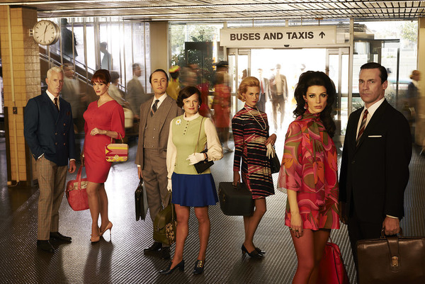 Get the Look: Mad Men