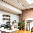 A Gallery-Like Brooklyn Loft