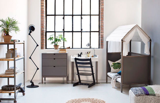 The playroom of our dreams: Stokke Home's nursery collection.
