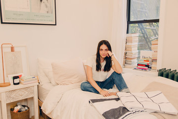How A Wing Staffer Curates Art In Her Brooklyn Apartment