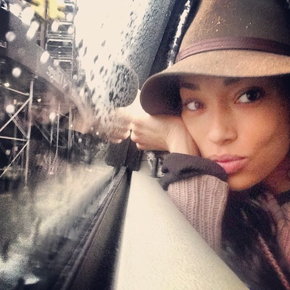 Anais Mali Goes For A Ride