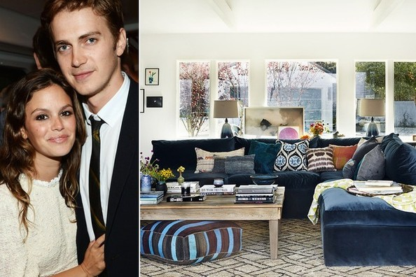 Rachel Bilson and Hayden Christensen's L.A. Home
