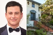 Jimmy Kimmel's Hollywood Home