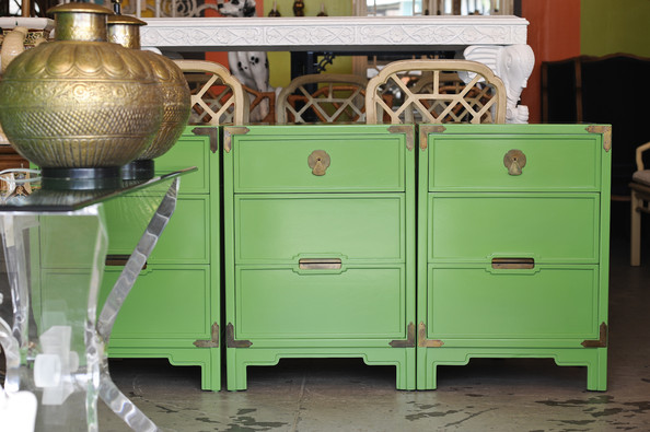 Q: Favorite local vintage and antiques stores?
