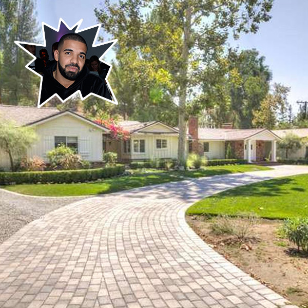 Drake Buys The Estate Next Door For $2.85 Million