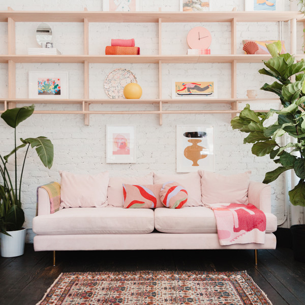 Explore The Lonny Living Room At Tictail Market