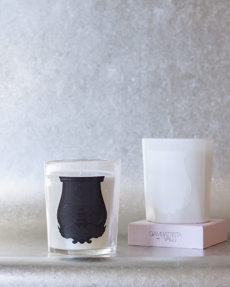 cire trudon x giambattista valli a match made in scent heaven scout out lonny. Black Bedroom Furniture Sets. Home Design Ideas