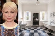 The Best Celebrity Bathrooms