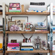 How do you split your time between sourcing items and focusing on the business at home?