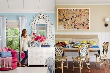 Brooke Shields Shows Off Her Hamptons Home