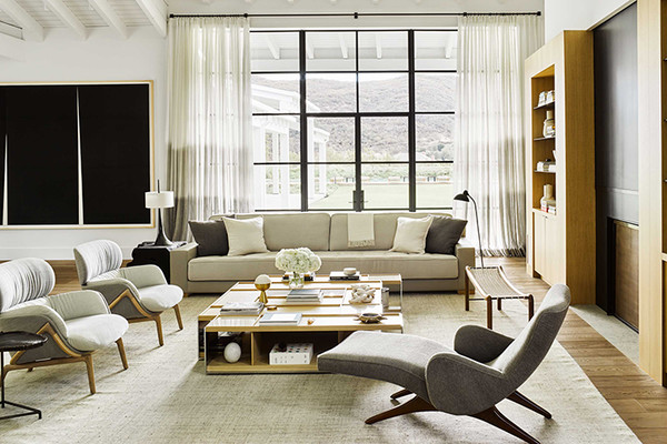 30 White Living Room Ideas That Will Make Your Home Pristine ...