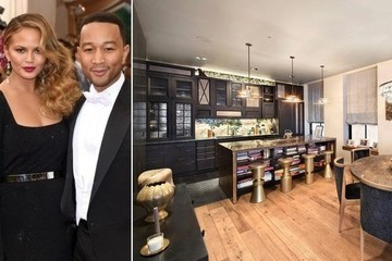 Inside 30 Stunning Celebrities' Kitchens