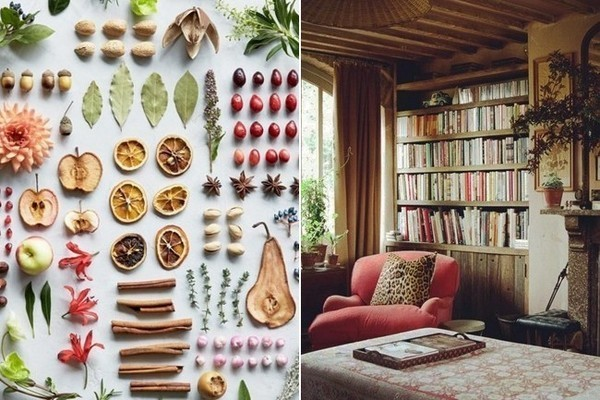 Fall's Yummiest Scents, A Whitewashed Swedish Apartment, and a Craft That Will Make Your Thanksgiving Guests Smile