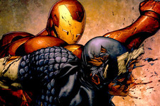 An Illustrated History of Captain America & Iron Man Fighting in Comics