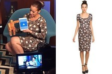 Found: Dascha Polanco's Sheath Dress