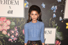 Look of the Day: Zendaya's Retro Ensemble
