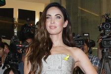 Megan Fox Looks Stunning in Seoul