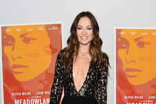 Look of the Day: Olivia Wilde Takes The Plunge
