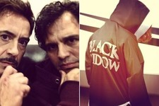 Mark Ruffalo Got In Trouble for Tweeting Some 'Avengers 2' Set Pics