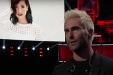 Adam Levine Performs 'Hey Jude' in Honor of Christina Grimmie on 'The Voice'