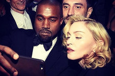 Four Questions We Have About Kanye West and Madonna's 'Epic' Selfie