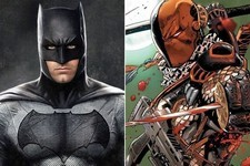 Ben Affleck Reveals Deathstroke in the 'Batman' Movie He's Working On
