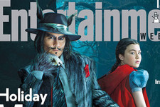There's Something Very Off About Johnny Depp's Wolf Look in 'Into the Woods'