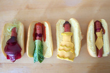 Here's What Disney Princesses Look Like as Hot Dogs