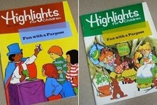 Etsy Find of the Week: Highlights For Children