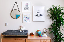 Get the Look: A Design Writer's Nursery Makeover