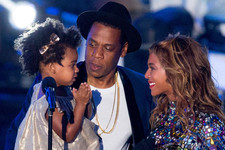 Blue Ivy and Jay Z Dancing Backstage to Beyonce Is the Cutest