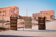 How A Moroccan Rug Company Weaves Magic Into Their Looms