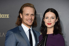 The Stars of 'Outlander' Hit the Red Carpet