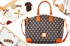 Batter Up for Baseball Season with Dooney & Bourke's New MLB Collection